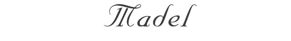 madel-font